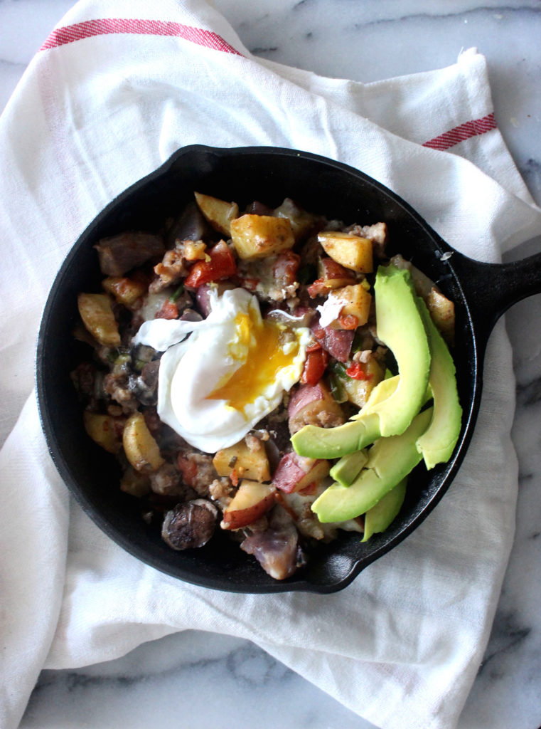 Company's Coming Breakfast Hash